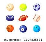 Creative Colorful Balls Flat...