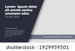 social network event cover... | Shutterstock .eps vector #1929959501