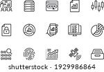 database icons vector design... | Shutterstock .eps vector #1929986864