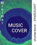 artistic cover design. modern...   Shutterstock .eps vector #1930031447