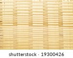close up view of woven background - stock photo