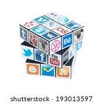 kiev  ukraine   february 2 ...   Shutterstock . vector #193013597