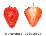 ������, ������: Whole Strawberry And Strawberry