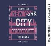 manhattan  new york  text frame ... | Shutterstock .eps vector #1930213571