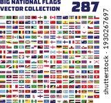 big national flags vector... | Shutterstock .eps vector #1930267697