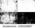old broken sanded aged painted... | Shutterstock .eps vector #1930328807