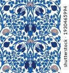 floral vintage seamless pattern ...   Shutterstock .eps vector #1930465994