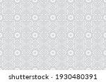 geometric trendy white... | Shutterstock .eps vector #1930480391