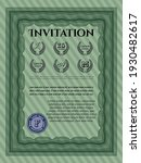 retro vintage invitation... | Shutterstock .eps vector #1930482617