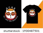 all cats are beautiful t shirt... | Shutterstock .eps vector #1930487501