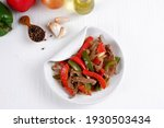 chinese cuisine stir fried beef ...