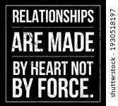 inspirational quotes  wisdom...   Shutterstock . vector #1930518197
