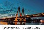 Millenium Bridge In Kazan ...