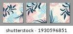 botanical art. abstract organic ...   Shutterstock .eps vector #1930596851