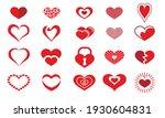vector illustration of a red... | Shutterstock .eps vector #1930604831
