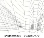 abstract architecture background | Shutterstock . vector #193060979