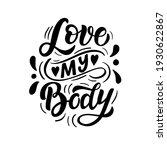 lettering composition   love my ... | Shutterstock .eps vector #1930622867