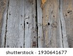 Wooden Barn Doors With All...