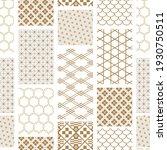 japanese seamless pattern... | Shutterstock .eps vector #1930750511