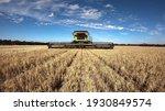 New Holland Combine Harvester...