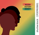 african american history or...   Shutterstock .eps vector #1930983881