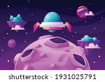 space illustration with science ...   Shutterstock .eps vector #1931025791