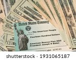 Stack Of 20 Dollar Bills With...