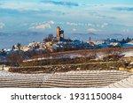 Italy Piedmont  Panoramic...