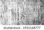 rough black and white texture... | Shutterstock .eps vector #1931168777