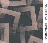 trendy seamless pattern...   Shutterstock .eps vector #1931184737