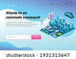 the concept of isometric... | Shutterstock .eps vector #1931313647