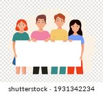 group of people illustration... | Shutterstock .eps vector #1931342234