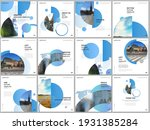 brochure layout of square... | Shutterstock .eps vector #1931385284