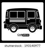 transport design over white... | Shutterstock .eps vector #193140977