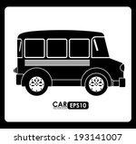 transport design over white...   Shutterstock .eps vector #193141007