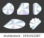 holographic stickers  hologram... | Shutterstock .eps vector #1931412287