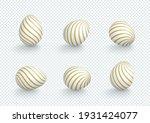 easter eggs vector element...   Shutterstock .eps vector #1931424077