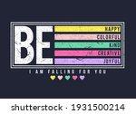 typography slogan for t shirt...   Shutterstock .eps vector #1931500214