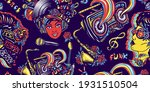 disco  funk and soul music.... | Shutterstock .eps vector #1931510504