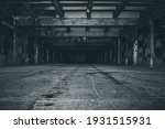 Scary Night Underground Parking....
