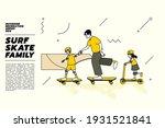 vector illustration of asian... | Shutterstock .eps vector #1931521841