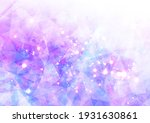 abstract background with lights.... | Shutterstock . vector #1931630861