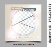 digital business marketing... | Shutterstock .eps vector #1931636681