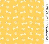 bright cute seamless pattern.... | Shutterstock .eps vector #1931654621