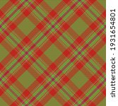 seamless pattern of scottish... | Shutterstock .eps vector #1931654801