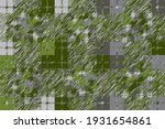 modern glitch background. color ... | Shutterstock .eps vector #1931654861