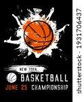 Basketball Championship Sport...