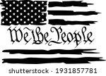 united states of america flag... | Shutterstock .eps vector #1931857781