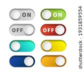 on and off realistic toggle...