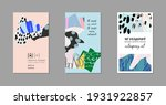 creative universal artistic... | Shutterstock .eps vector #1931922857